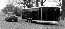 Custom Tait Trailer