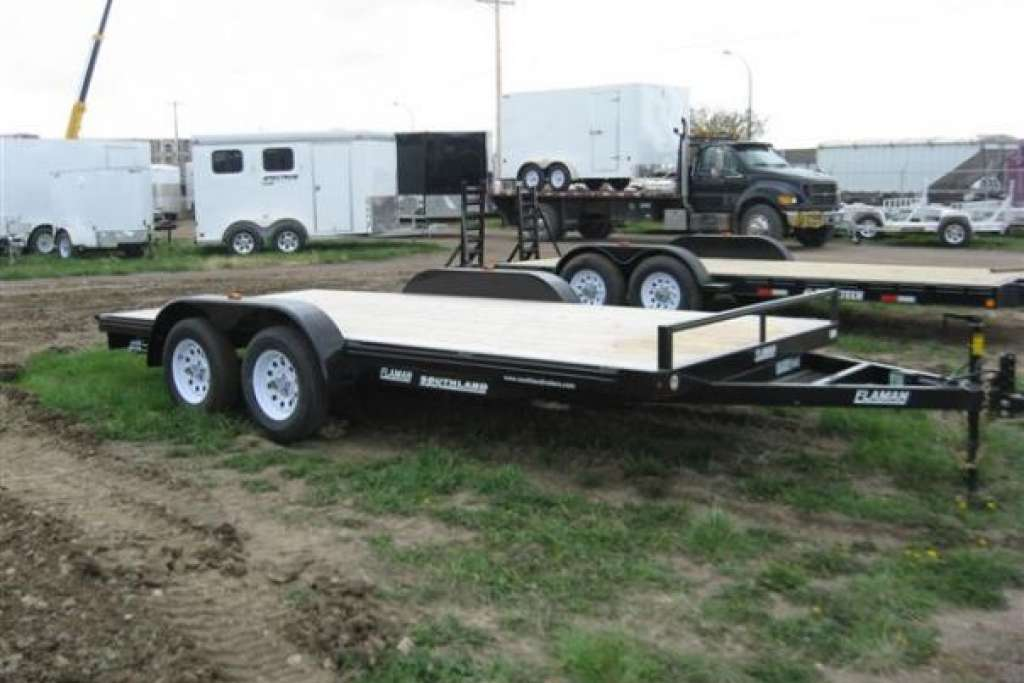 Oasis Flat Deck Trailer for Quads/ATVs