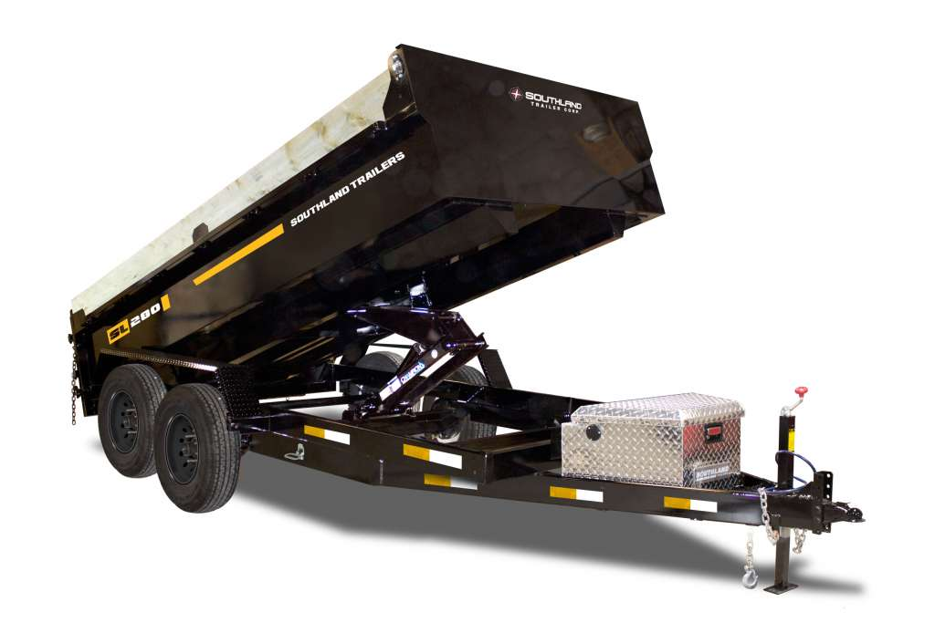 High Capacity Dump Trailers