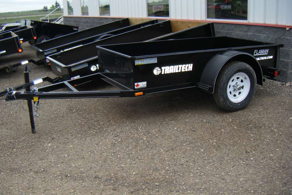 Trailtech UT135 Single Axle Utility Trailer