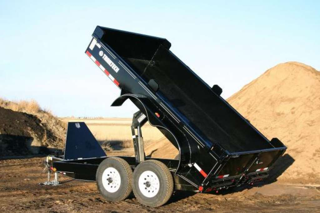 Trailtech Tandem Axle Dump Trailer