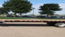 TE401 - TE401A - 20 TON - SLIDING AXLE TRAILER