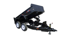 7,000 GVW Low Profile Dump Trailer