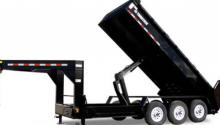 Trailtech Gooseneck Heavy Duty Dump