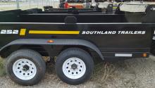 Southland Mid-size Dump Trailer