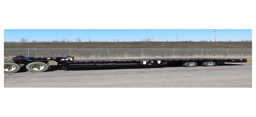 TE70XTS - TE80XTS - 35 / 40 TON - LOW LOAD ANGLE HYDRAULIC TAIL WITH MULTIPLE AXLE LOCATIONS