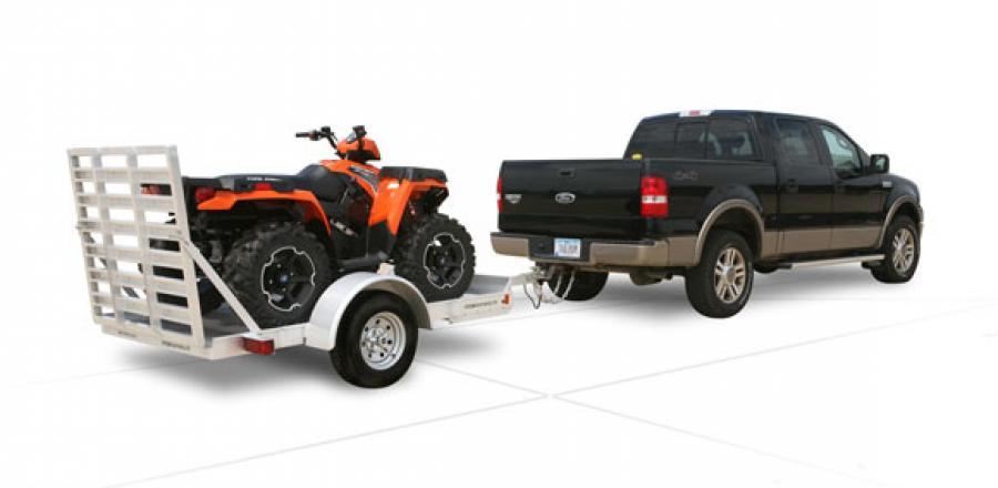 1683 ATV Trailer
