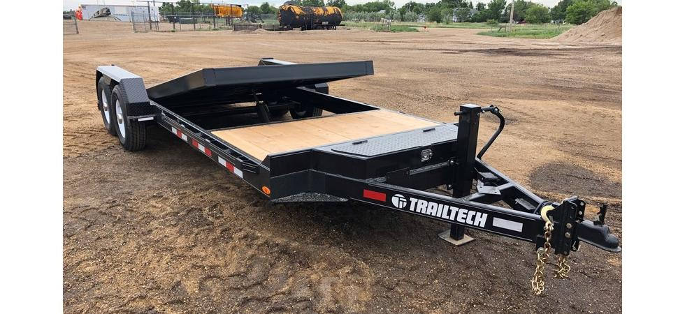 Trailtech Premier series trailers