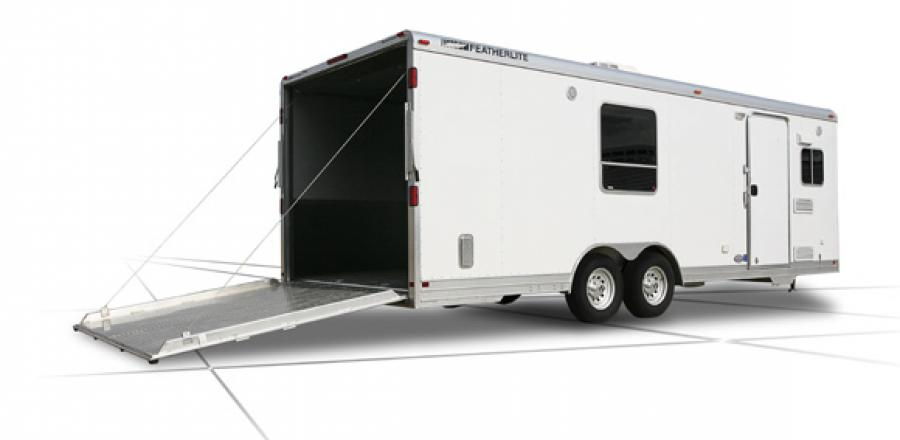 4926 Toy Hauler Trailer